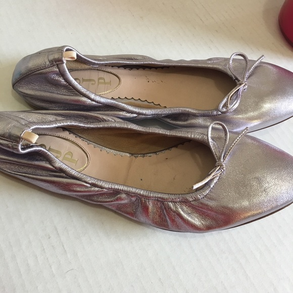 SJP by Sarah Jessica Parker Shoes - SJP Sarah Jessica Parker Ballerina Leather Flats